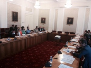 "Среща на Инициатива ""Правосъдие за всеки"" с ПГ на Реформаторски блок"