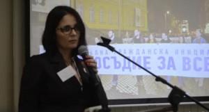 Съдебна реформа сега: Гражданското ускорение Стефания Гичева