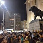 Подкрепяме протеста на СРС срещу политиката на ВСС