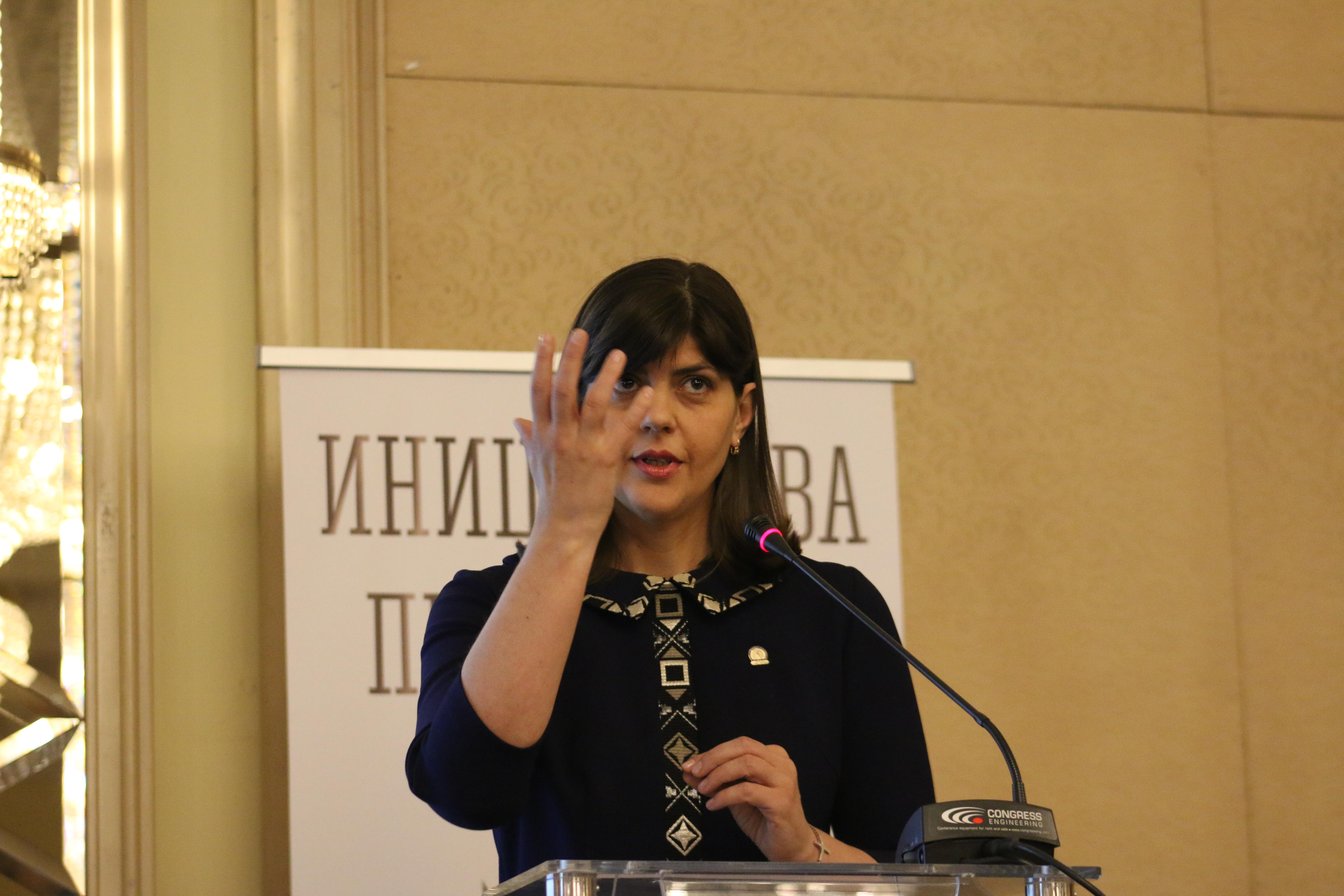 Евродепутати, подкрепете Лаура Кьовеши!