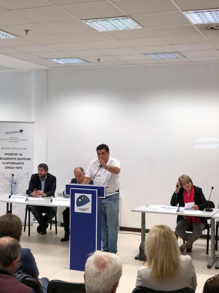 Велислав Величков: Трябва да преучредим държавата