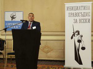 Методи Лалов: Дойде време правото да бъде защитавано с гражданска позиция и от магистрати