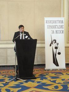 Велислав Величков: Искаме да ангажираме свободните граждани  в битката за правосъдие