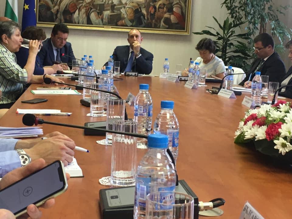4 предложения до президента Радев за избора на нов главен прокурор