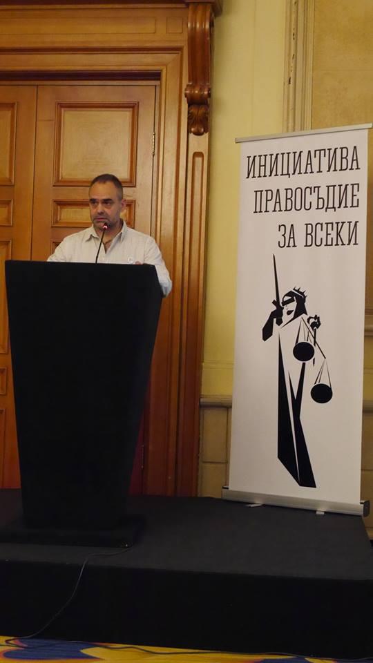 Асен Йорданов: Прокуратурата като репресивен орган срещу свободата на словото