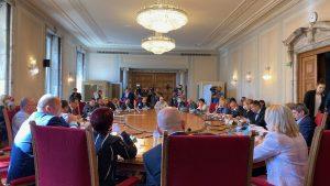 """Призив до членовете на Комисия по конституционни и правни въпроси от """"партиите на протеста"""""""